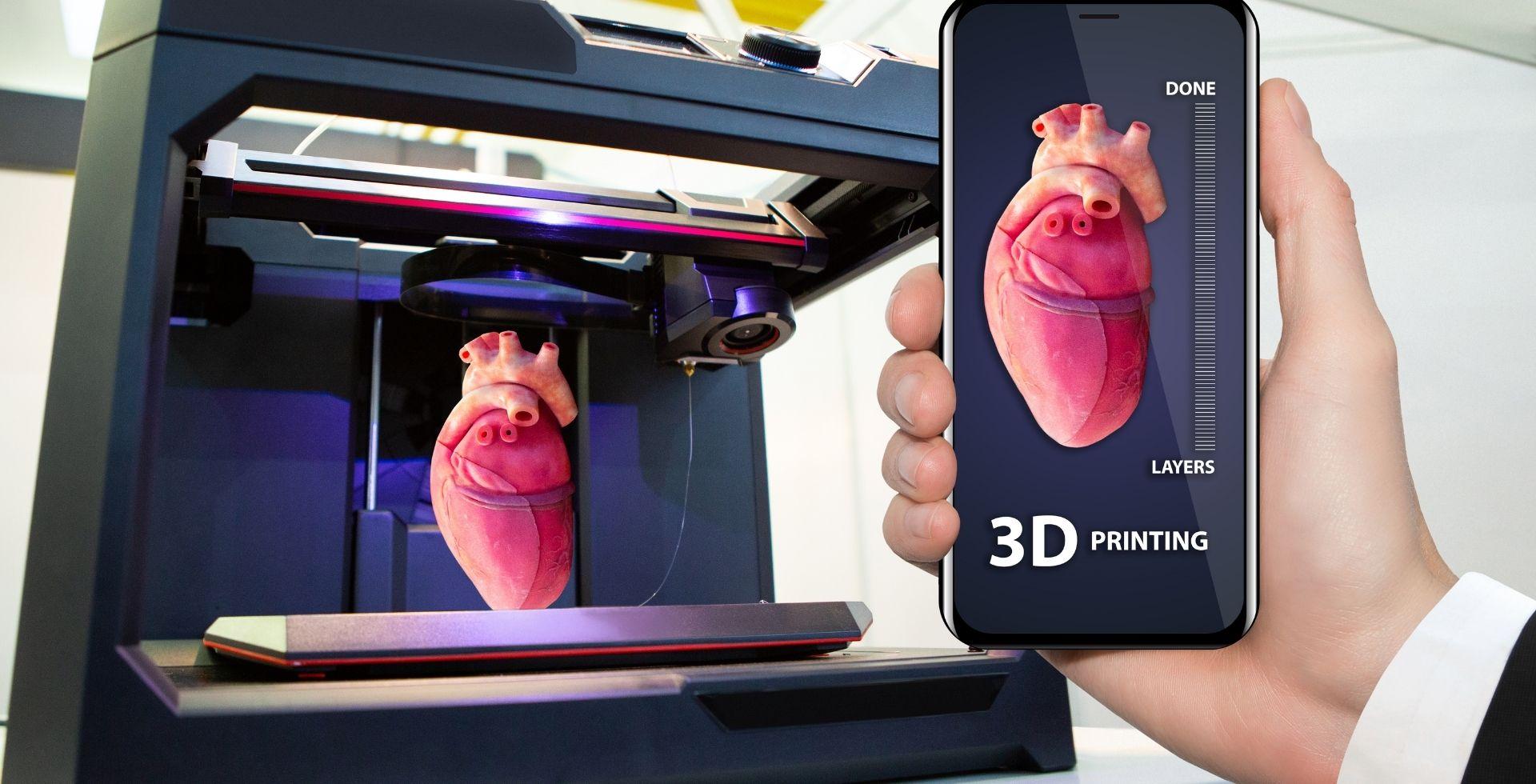 Önü açık mesleklerden biri 3D Baskı Teknisyenliği