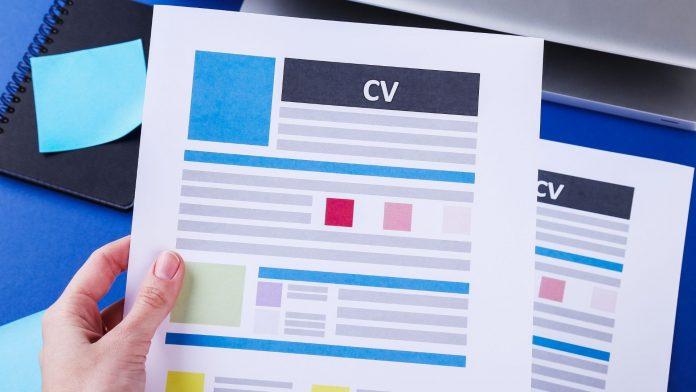 CV hazırlama ile ilgili teknikler